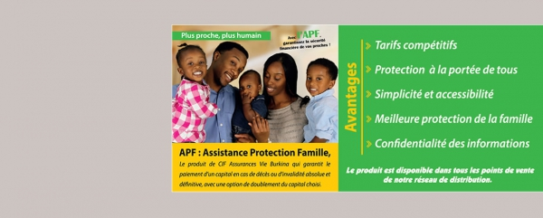 APF - Assistance Protection Famille